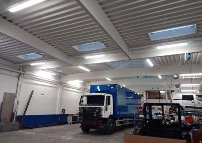Herstellen carrosserie vrachtwagen - West-Vlaanderen